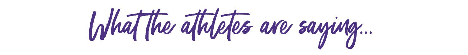 What athletes say about Rebel Ruthless cheer shoes