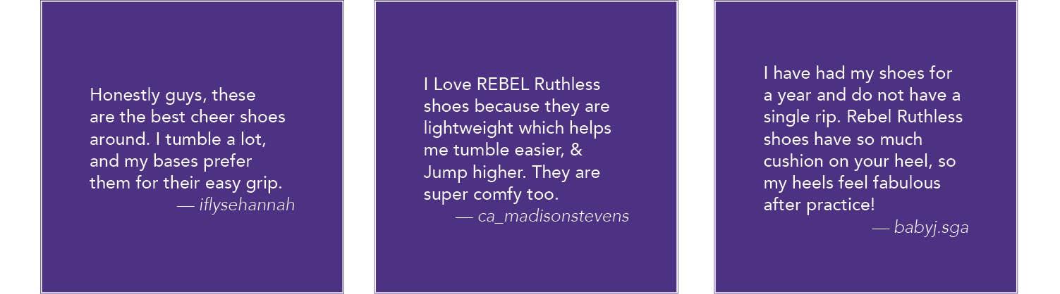 best cheer shoes around