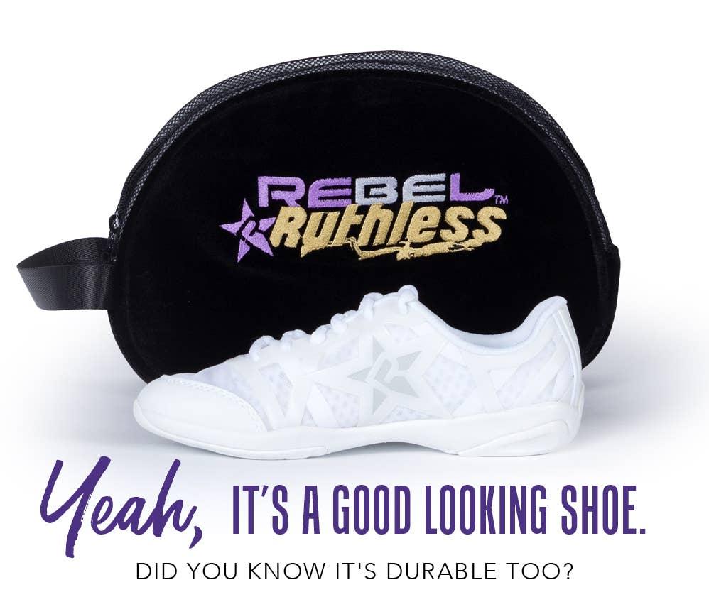 durable cheer shoe